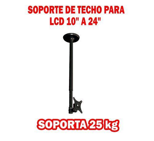 Soporte De Techo Para Lcd/led 10 A 24
