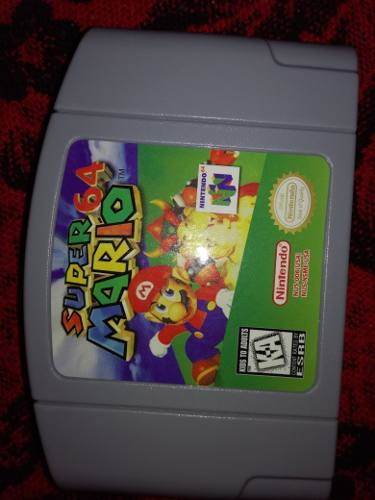 Super Mario 64 Nintendo 64 Repro