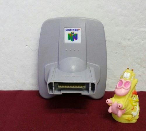 Transfer Pak N64 En Muy Buenas Condiciones:)
