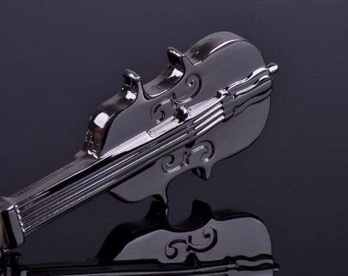 Violin Precioso Llavero Metalico Violin 017