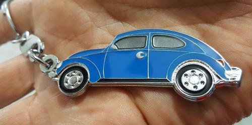 Volkswagen Vocho Precioso Llavero Metalico Vw 1385