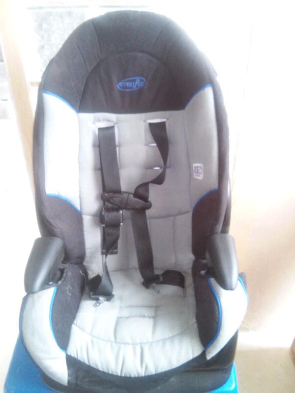 aciento de carro para bebé