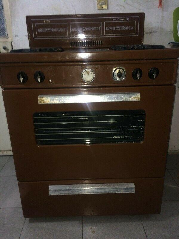 vendo estufa grande kelvinektor