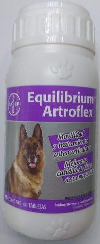 Bayer Equilibrium Artroflex 60 Tabletas Caducidad Mayo