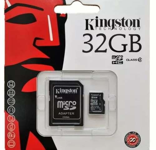 Micro Sd De 32 Gb. Envío Gratis