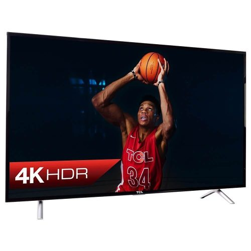 Pantalla 55 Smart Tv 4k Ultra Hd Plana Modelo Tlc 55s412