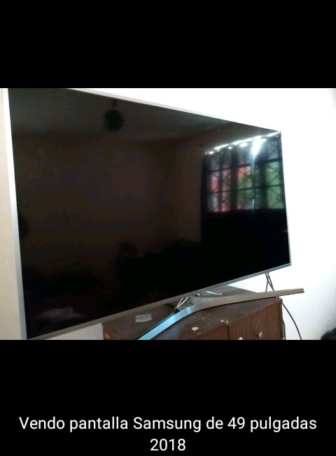 Pantalla Samsung Hd 4k Smart tv