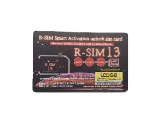 R-sim 13 Garantia Puede Actualizar El Ios Y Cambiar El Chip