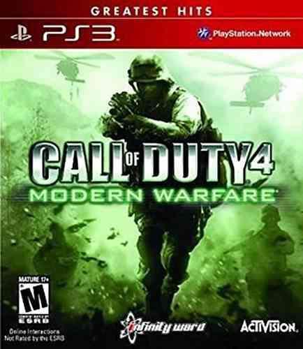 Call Of Duty 4: Modern Warfare - Edición Juego Del Año