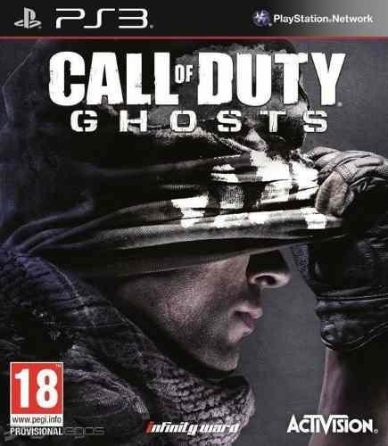 Call Of Duty Ghosts Para Ps3 Nuevo Y Sellado:: En Bsg