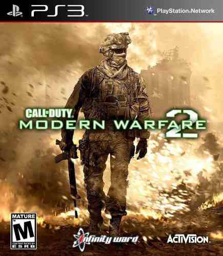 Call Of Duty Modern Warfare 2 Ps3 Licencia Digital
