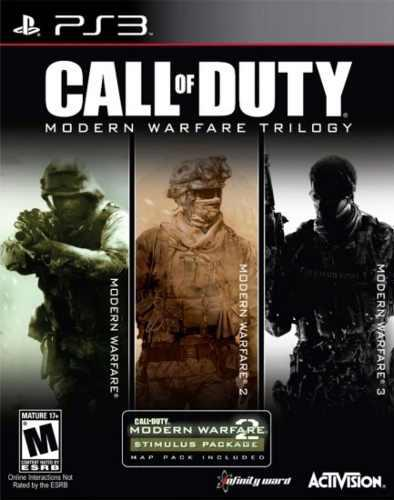 Call Of Duty: Modern Warfare Thrilogy