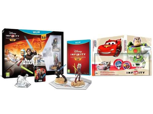 Disney Infinity 3 Para Wii U Más Set De Cars Por