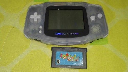 Game Boy Advance Con Juego De Mario 2 Original