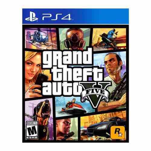 Grand Theft Auto V Play Station 4 Ibushak Gaming