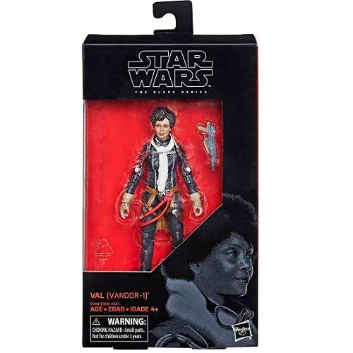 Hasbro Star Wars Figura Val Mimban The Black Series