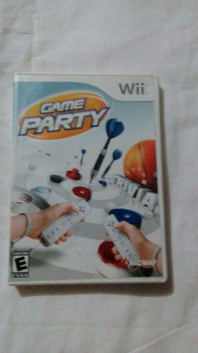 Juego Game Party Trivia Nintendo Wii O Wii U