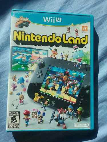 Juego Nintendo Land Para Wii U