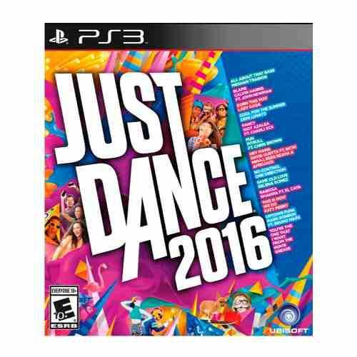 Juego Playstation 3 Just Dance 2016 Ps3 Ibushak Gaming