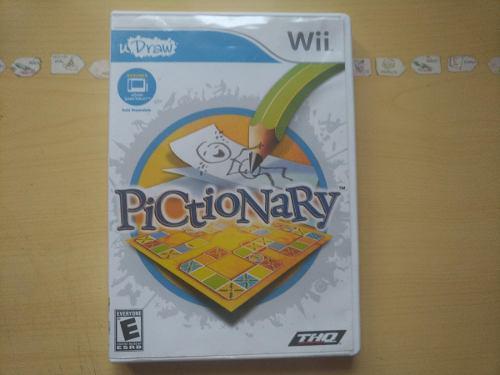 Juegos Wii Y Wii U Pictionary