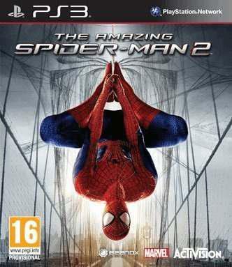 Juegos,amazing Spiderman 2 (ps3)