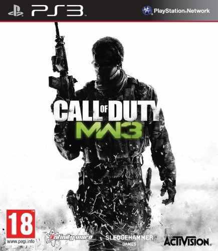 Juegos,call Of Duty Modern Warfare 3 (ps3) (importación..