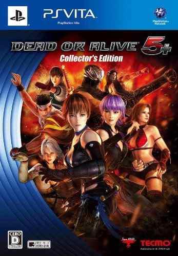 Juegos,dead Or Alive 5 Plus Edición Coleccionista (inclu..