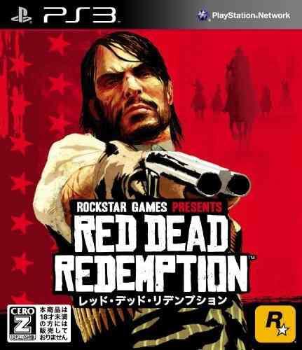 Juegos,red Dead Redemption Importación Japonesa