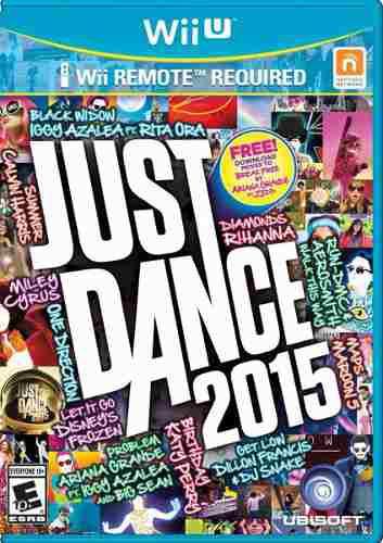 Just Dance 2015 Wii U Nuevo