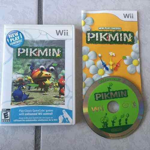 New Play Pikmin 1 Completo Juegazo Para Tu Wii Chécalo Raro