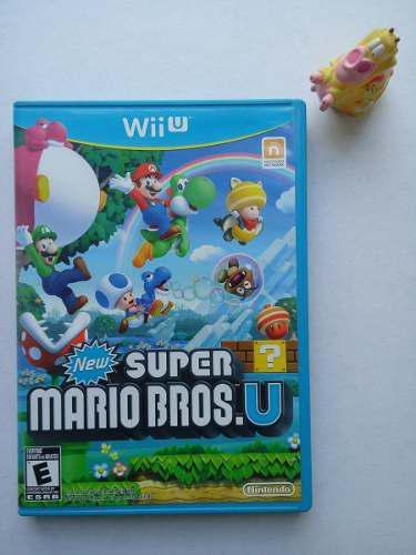 New Super Mario Bros U Nintendo Wii U