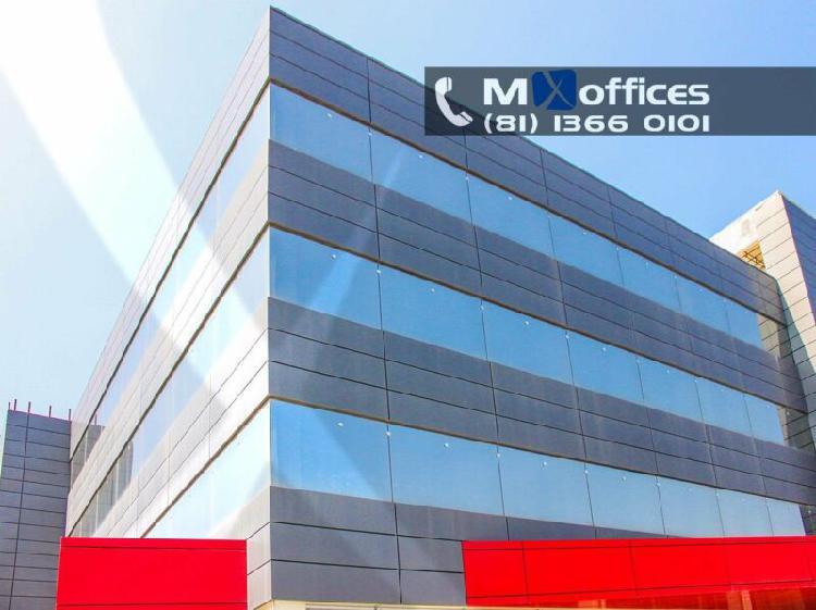 Oficinas en Renta desde 50m2 hasta 500m2 en Zona San Pedro