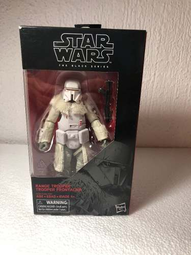 Range Trooper Star Wars Black Series Wave