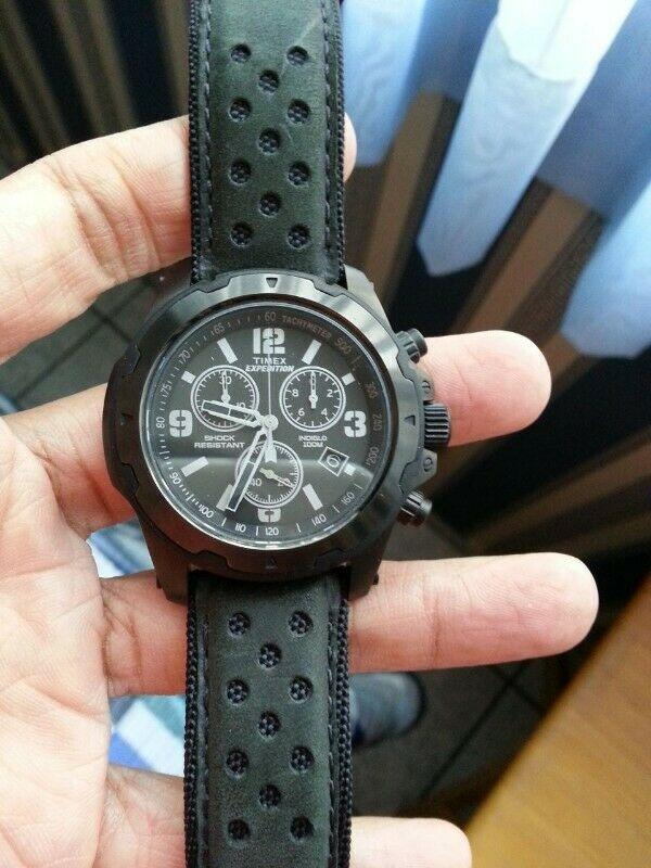 Reloj Timex Expedition Cronografo Aventurero