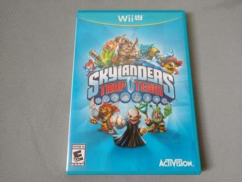 Skylanders Trap Team Original Para Nintendo Wii U