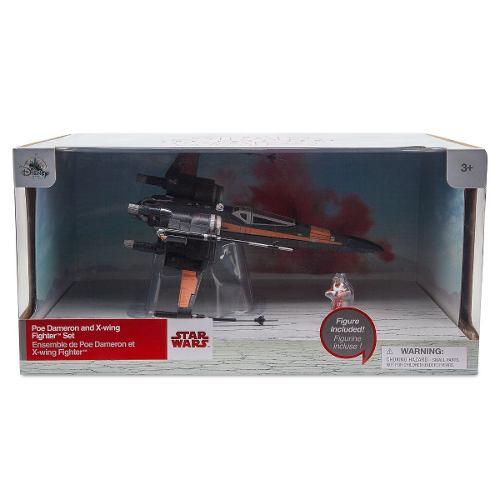 Star Wars X-wing Set Figura Nuevo Importado Disney Store