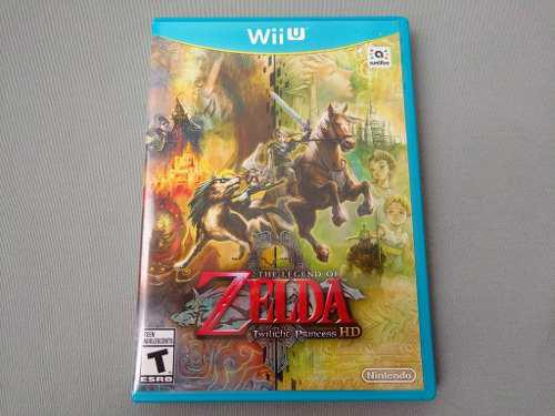 The Legend Of Zelda Twilight Princess Hd Para Wii U