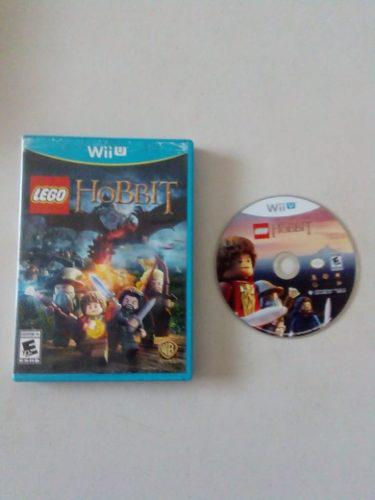 Video Juego Lego Hobbit Para Nintendo Wii U