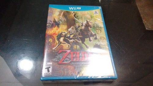 Zelda Twilight Princess Hd Completo Para Nintendo Wii U