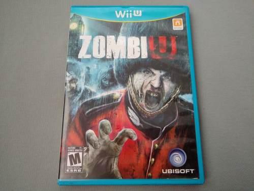 Zombie U Original Para Nintendo Wii U