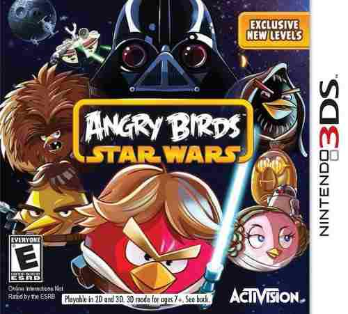 Angry Birds Star Wars 3ds Nuevo Citygame