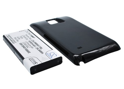 Bateria Pila Galaxy Note 4 Sm-n910 Extendida Negro Sm-n910a