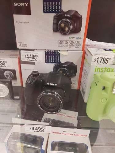 Camara Digital Sony Dsc H300 (seminuevo)
