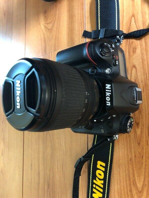 Cámara Nikon D como nueva