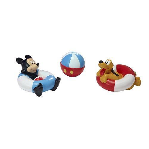 Juguetes De Mickey Lanza Agua Para Bañera
