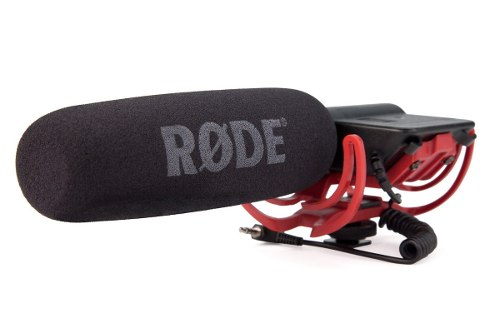 Micrófono Rode Videomic Para Cámara Reflex O Vídeo Rycote
