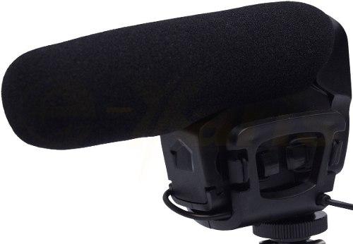 Microfono Universal P/ Cualquier Camara D Video Y Fotografia