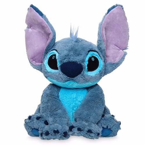 Peluche Stitch, Original De Disney, 36cm