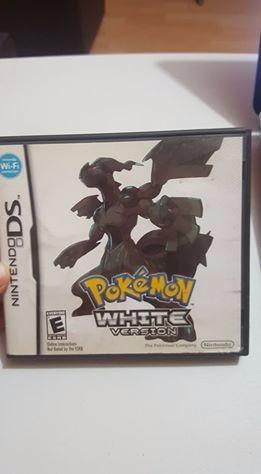 Pokemon White **para Ds, 2ds Y 3ds** Store Friki