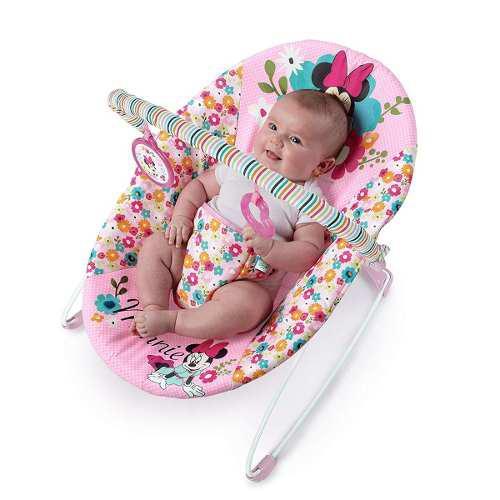 Silla Mecedora Para Bebe Con Vibración Bright Starts